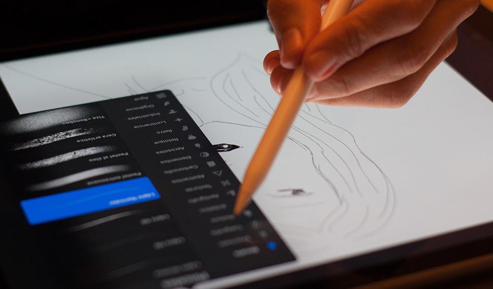Illustration Tool #9: A Stylus