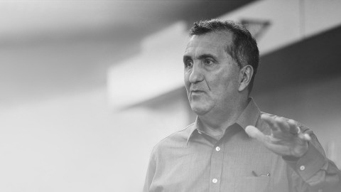 An Interview with Pete Souza
