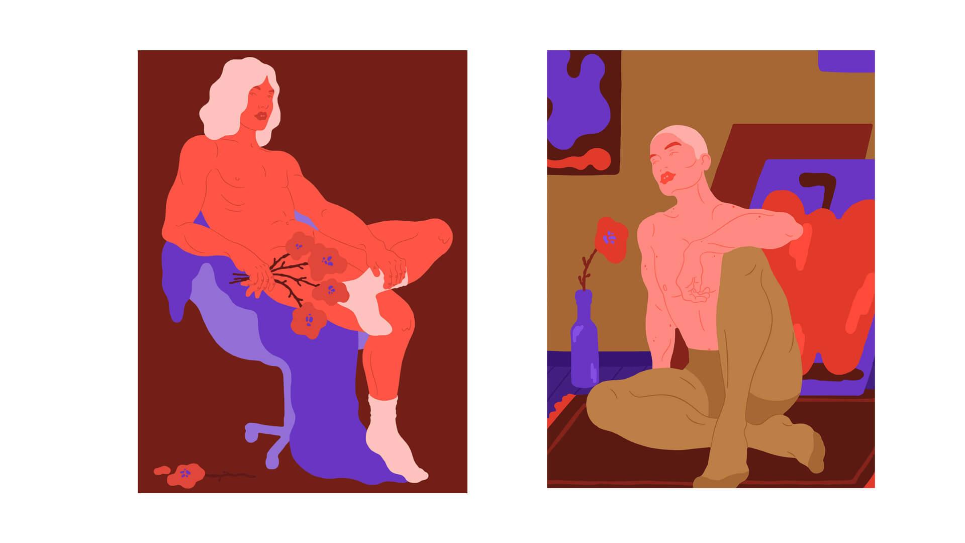 Artwork by Sara Andreasson