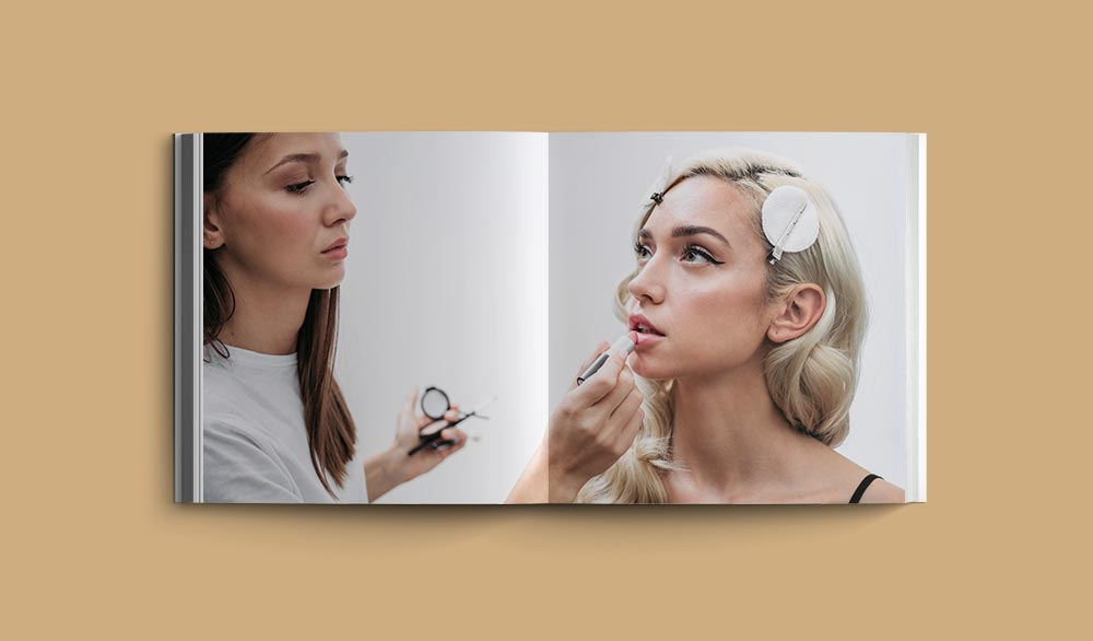How to Build a Makeup Artist Portfolio 5