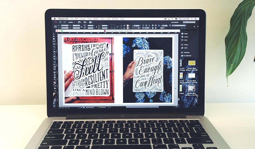 Building a Great Graphic Design Portfolio - Tips & Ideas 3