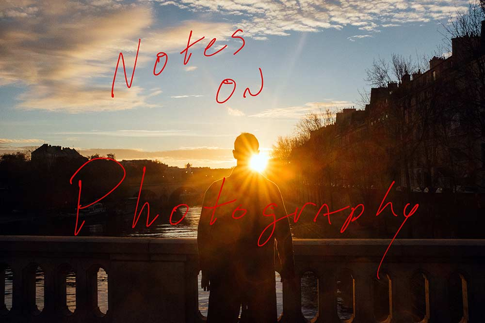 Notes on Photography │ Paris