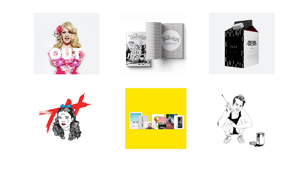 Tip #3: Curate Your Portfolio Work