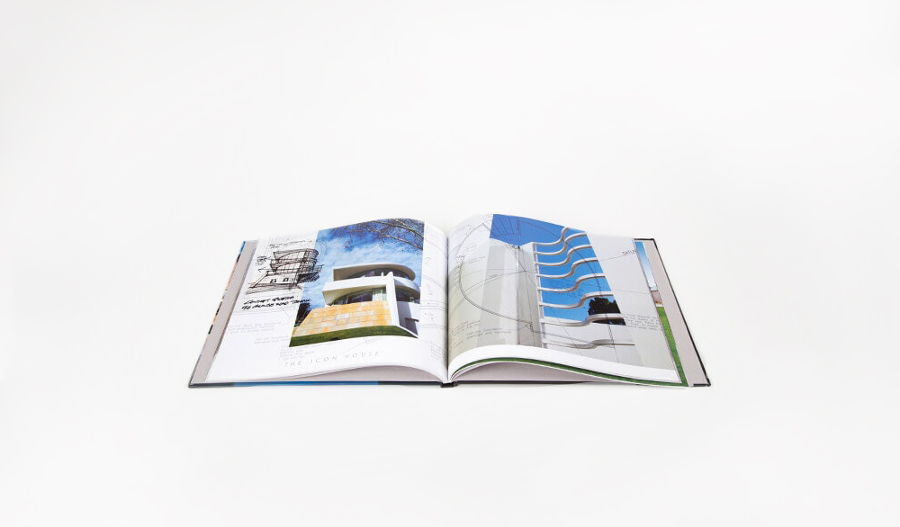 Architecture Portfolio Photo Book Example