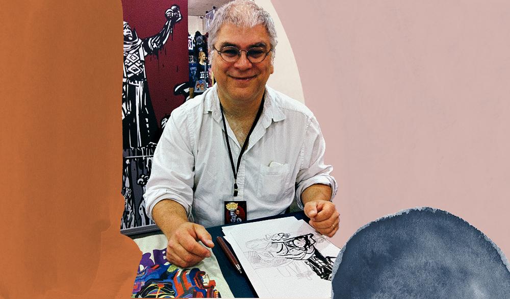 Mark Badger Portrait