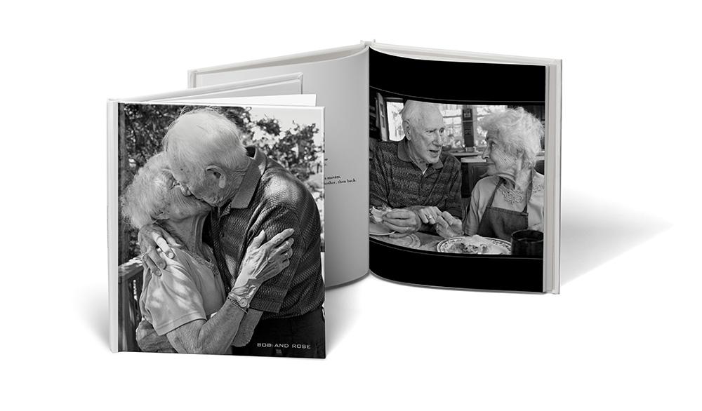 anniversary photo book