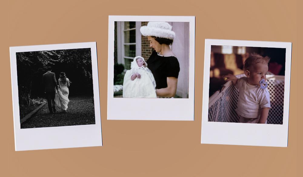 Photos For Grandparent Memory Book