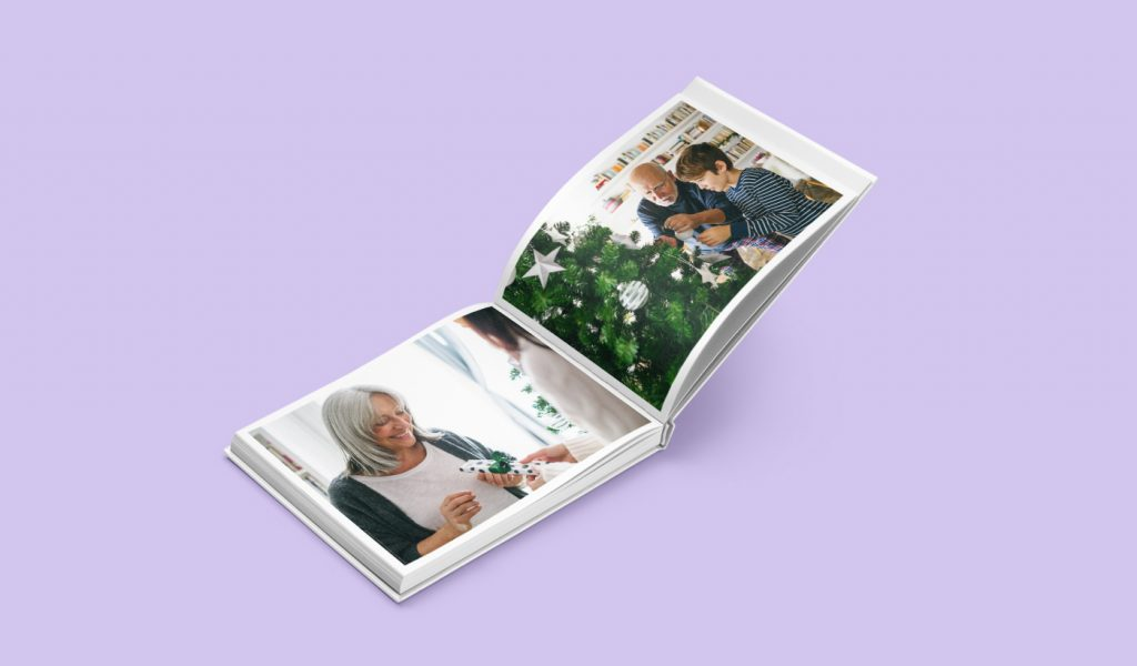 Make a Holiday Photo Book