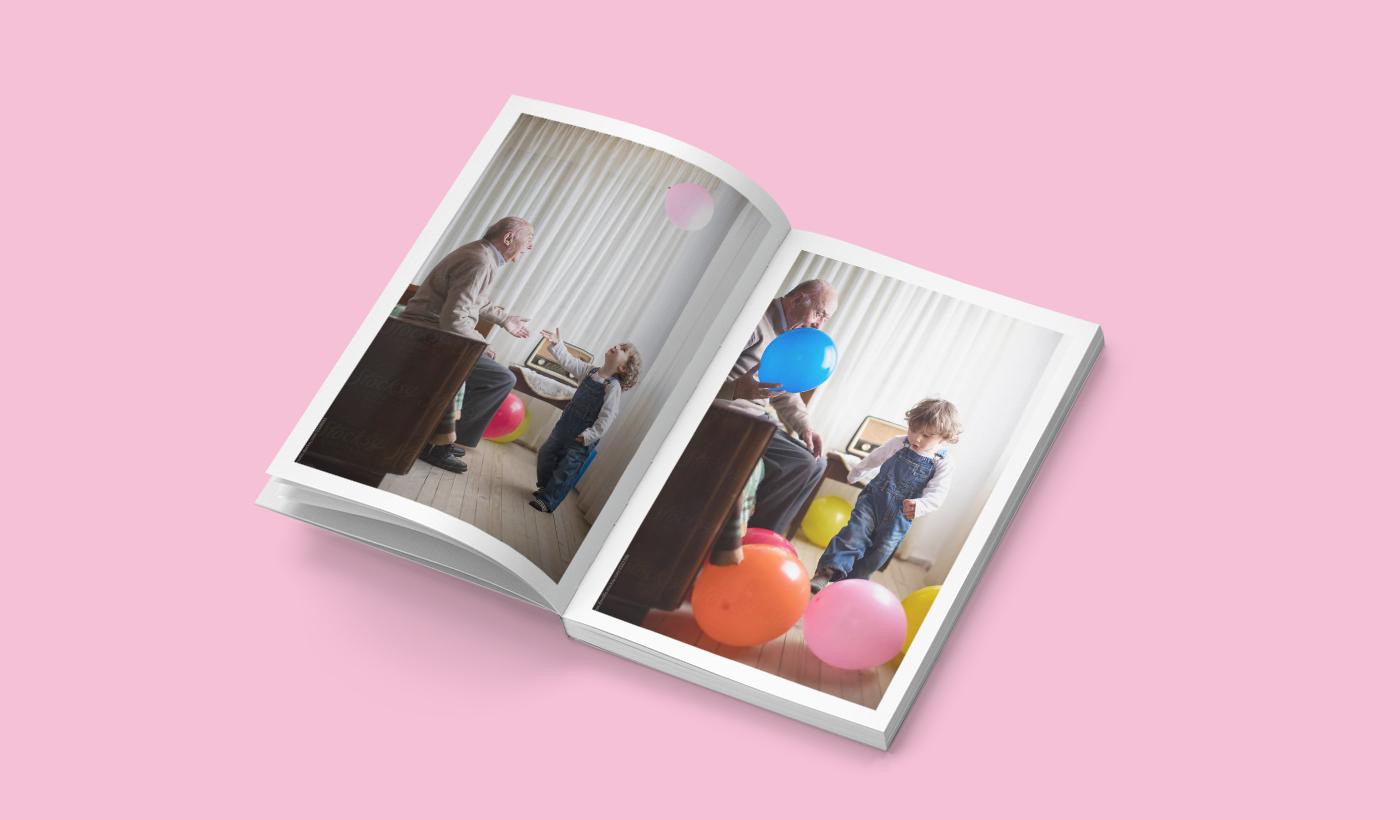 Grandparent Memory Book