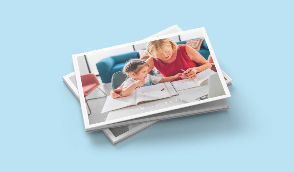 Make a Grandparent Memory Book