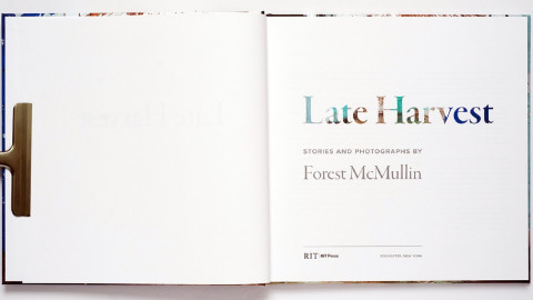 Author Spotlight: Forest McMullin