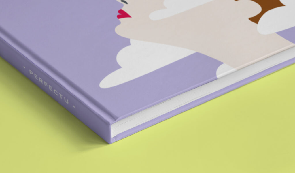 Type of book cover: Hardcover with ImageWrap