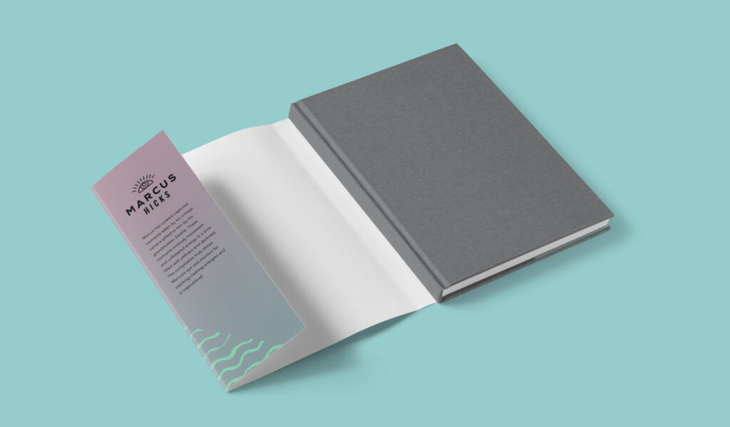 Type of book cover: Hardcover with Dust Jacket