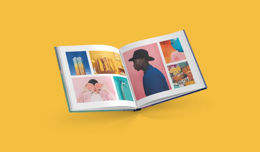 Try the Minimalist Portfolio template