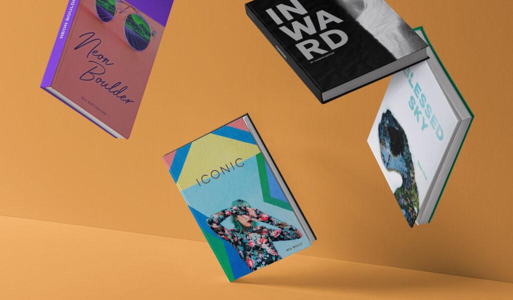 Book Cover Design: Creative Trends in 2021