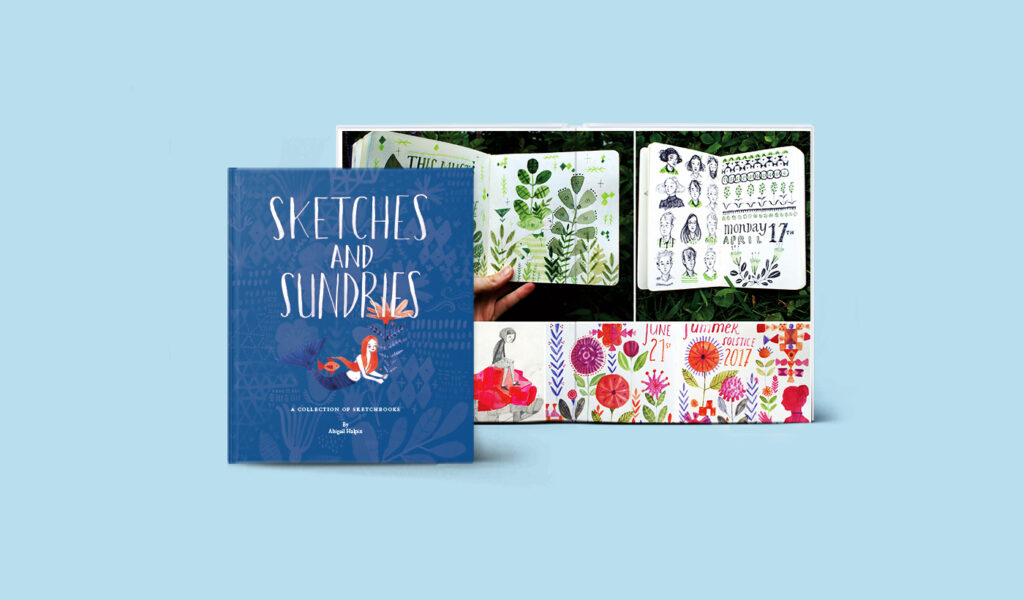Sketches and Sundries by Abigail Halpin