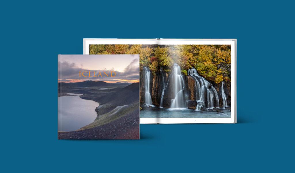 Iceland Book by Oleg Ershov