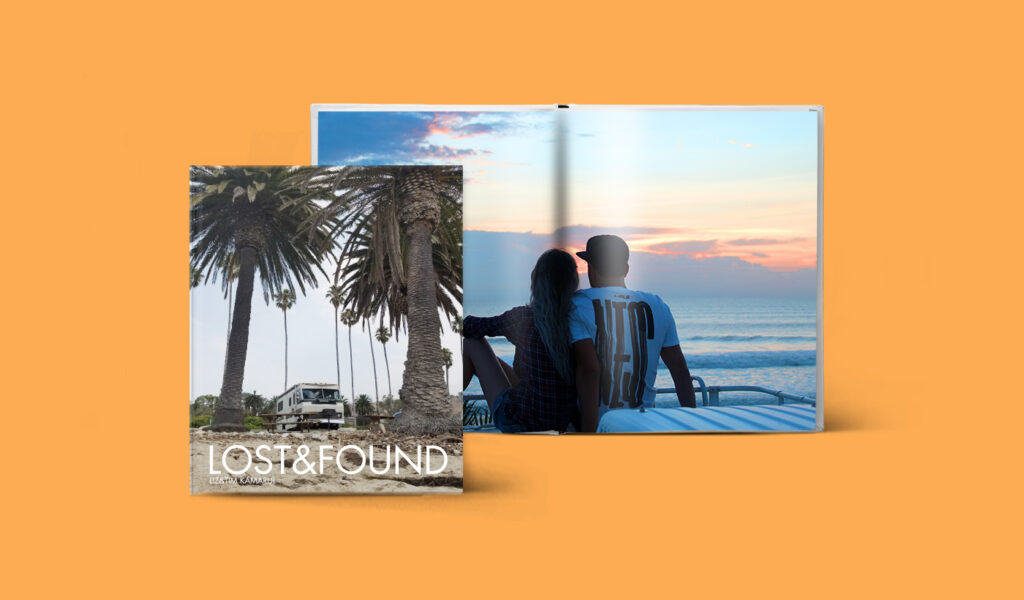 Lost & Found by Liz Kamarul