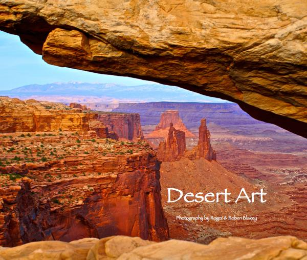 Click to preview Desert Art Photography photo book