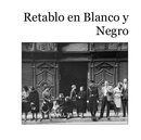 Retablo en Blanco y Negro - Arts & Photography photo book