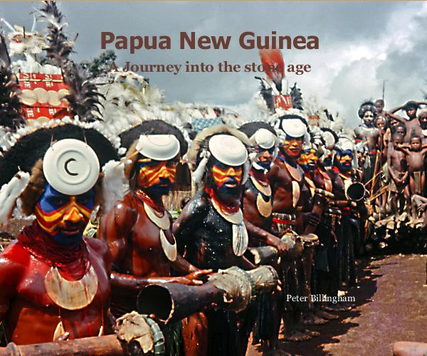 View Papua New Guinea by Peter Billingham