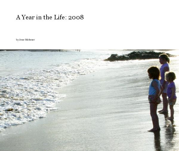 Click to preview A Year in the Life: 2008 photo book