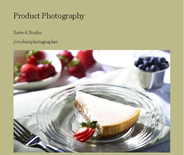 Click to preview Product Photography photo book