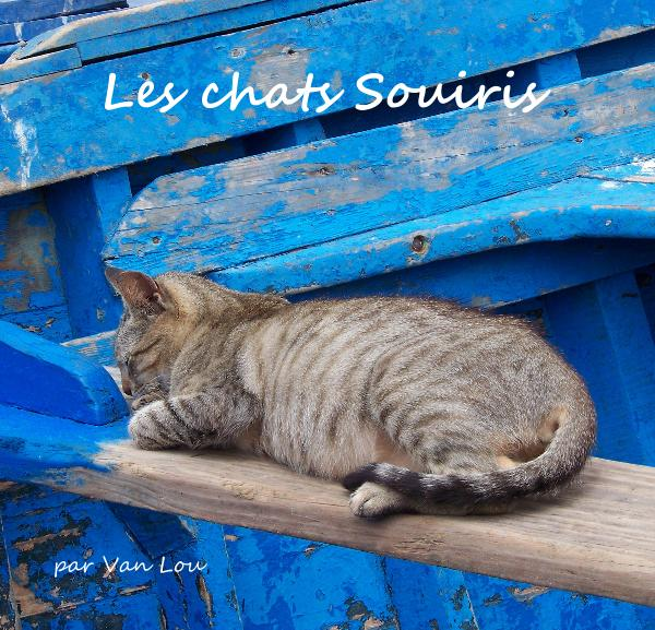 Click to preview Les chats Souiris photo book