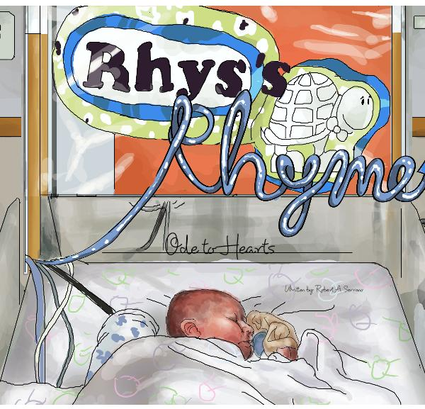 View Rhys's Rhyme: Ode to Hearts by Written by: Robert A. Serrano