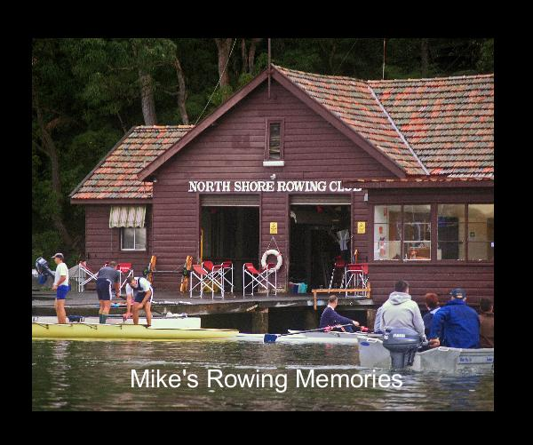 Click to preview Mike's Rowing Memories photo book