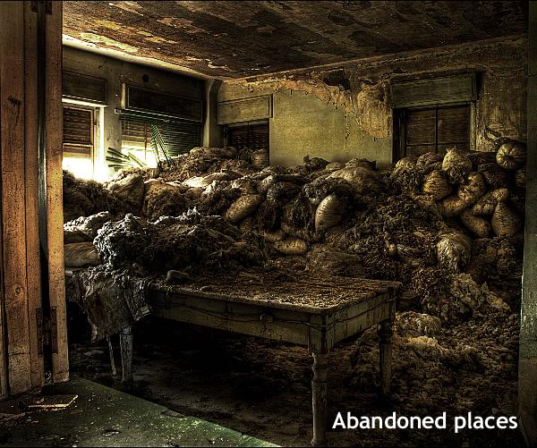 Abandoned Places By Marco Baldinelli Fine Art Photography