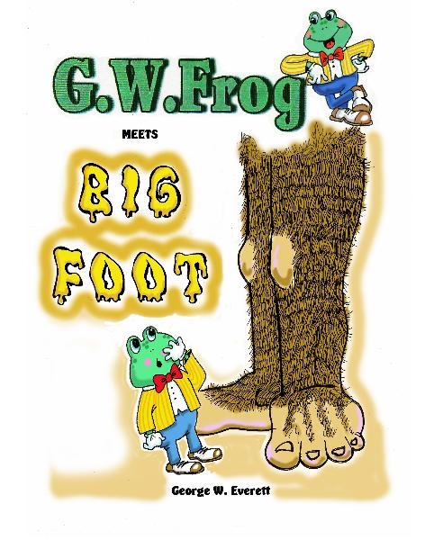 Ver G.W.Frog Meets Big Foot por Dr. George W. Everett