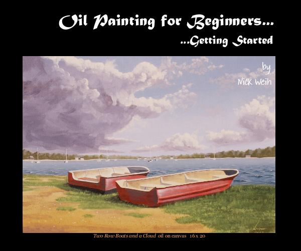Oil Painting for Beginners...