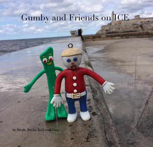 Click to preview Gumby and Friends on ICE photo book