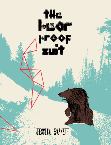 View The Bear Proof Suit by Jessica Barnett