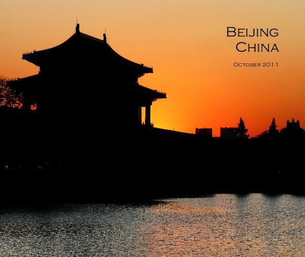 Click to preview Beijing China October 2011 photo book