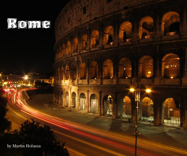 View Rome by Martin Holusza