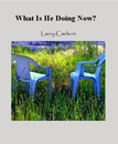 What Is He Doing Now? - Poetry photo book