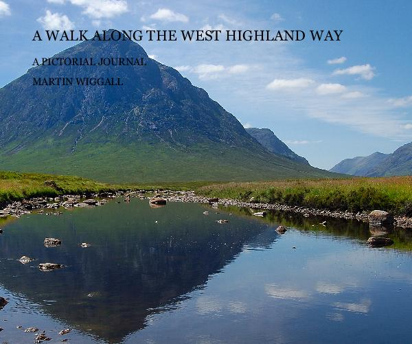 Click to preview A WALK ALONG THE WEST HIGHLAND WAY photo book