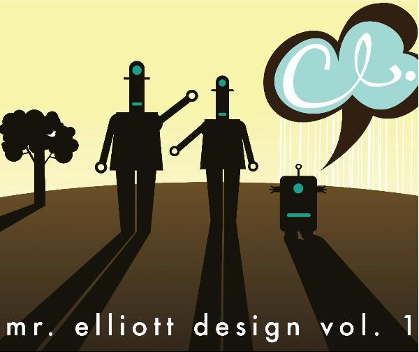 Ver mr.elliott design vol. 1 por curtis elliott