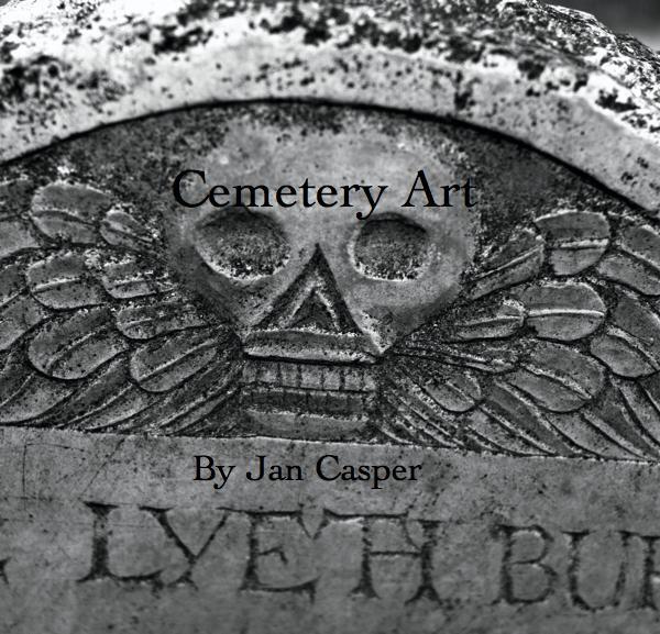 View Cemetery Art by Jan Casper