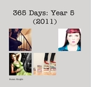 365 Days: Year 5 (2011), as listed under Arts & Photography
