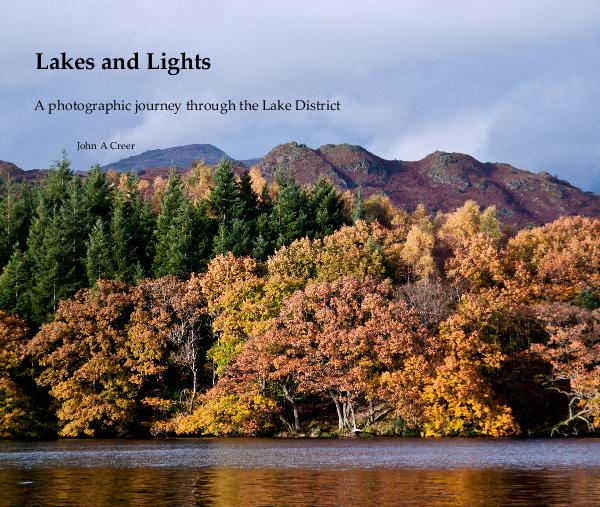 Click to preview Lakes and Lights photo book