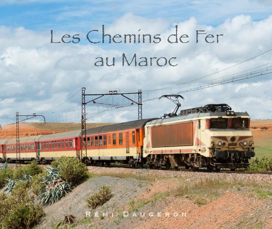 Click to preview Les Chemins de Fer au Maroc photo book