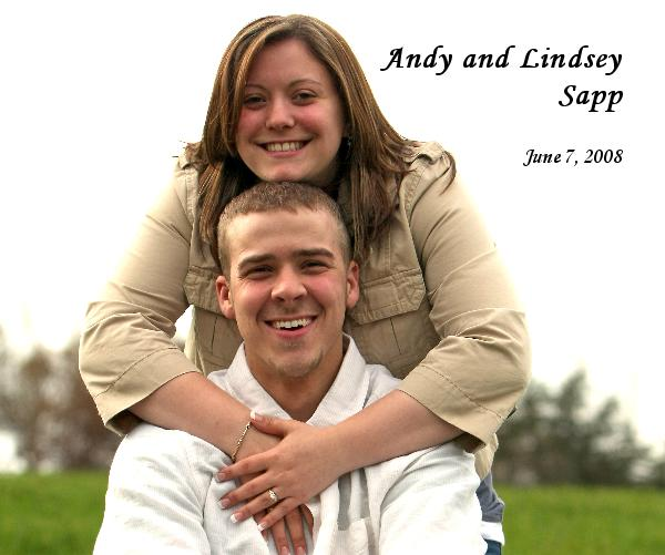 Click to preview Andy and Lindsey Sapp photo book