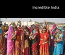 Incredible India - Travel photo book