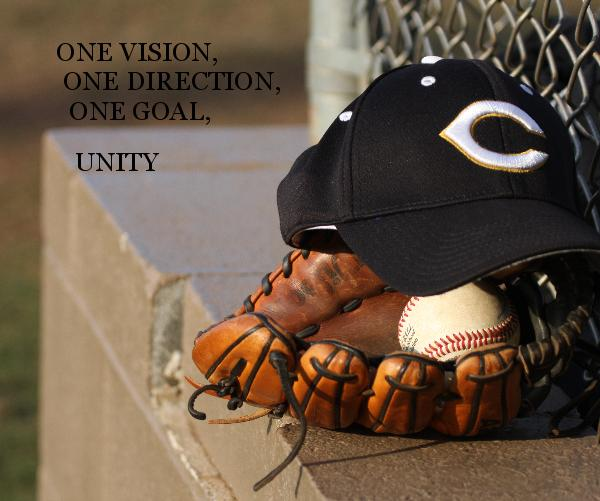 View ONE VISION, ONE DIRECTION, ONE GOAL, UNITY by Steven Murphree
