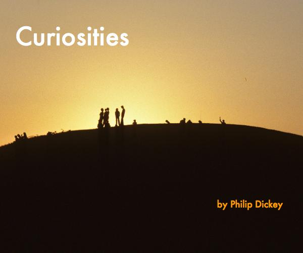 Click to preview Curiosities photo book