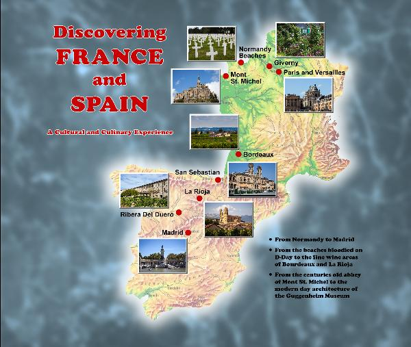 Click to preview France and Spain photo book