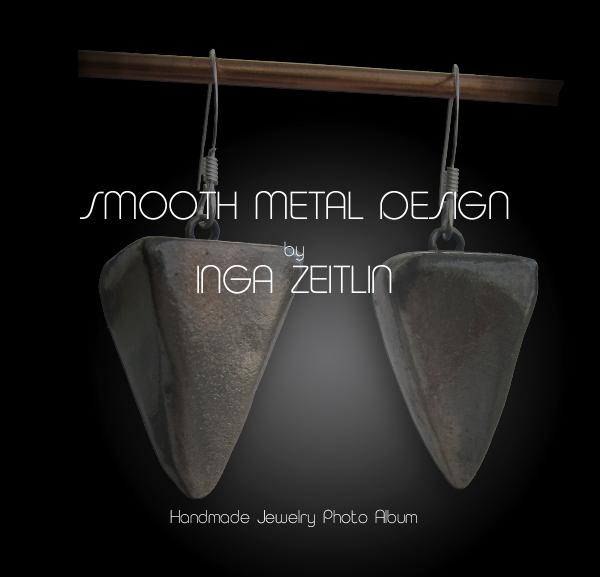 Click to preview SMOOTH METAL DESIGN by INGA ZEITLIN photo book